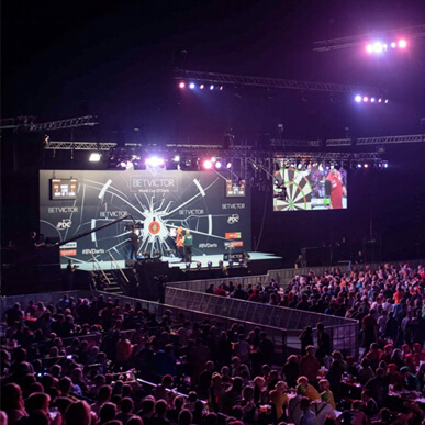 PDC World Matchplay Darts